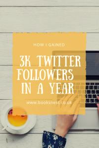 3k Twitter Followers
