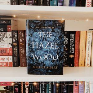 The Hazel Wood Shelfie