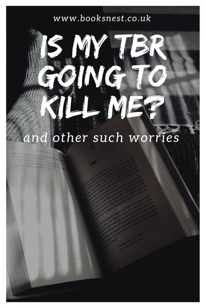 Is my TBR going to kill me?