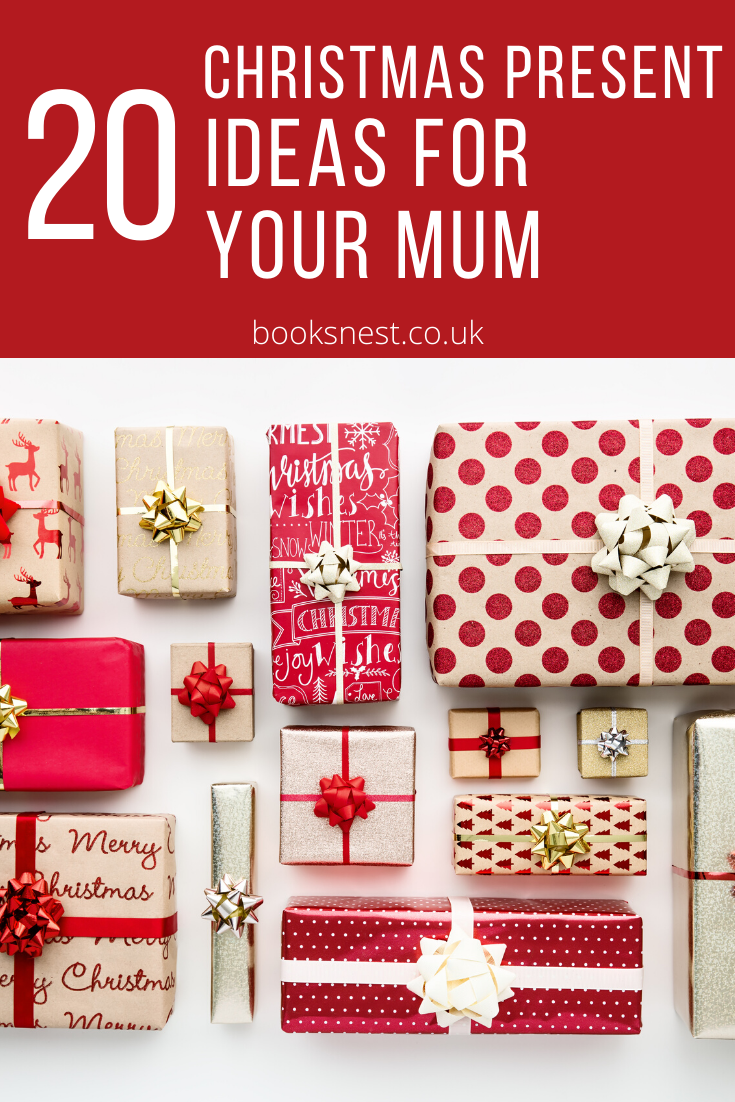 Great Christmas Present And Stocking Filler Ideas For Your Mum Blog Booksnest