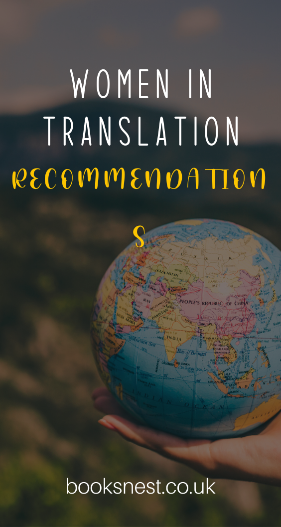 Women in Translation, my book recommendations-3